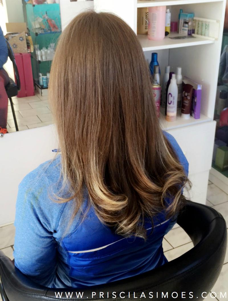 corte de cabelo comprido
