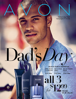 Avon Father's Day Flyer - 5/27/16