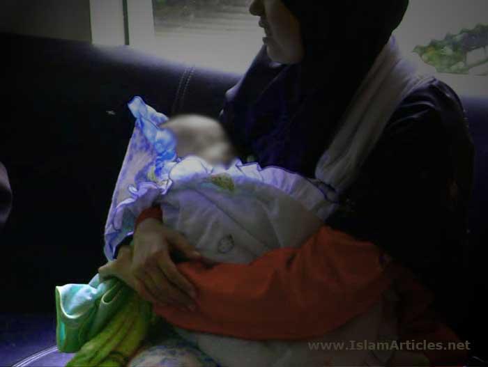 hukum ibu menyusui puasa ramadhan