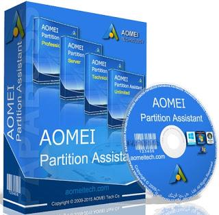 AOMEI Partition Assistant Technician Edition v6.5 Español P