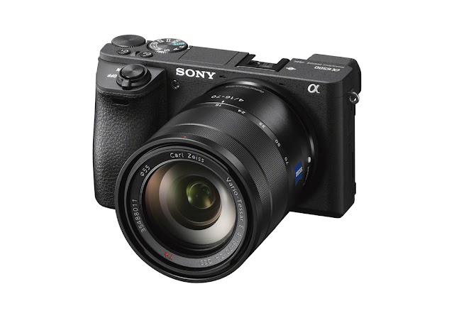 Sony A6500 con Zeiss Vario Tessar