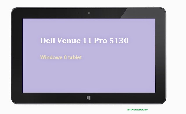 Dell Venue 11 Pro 5130 specifications and video review