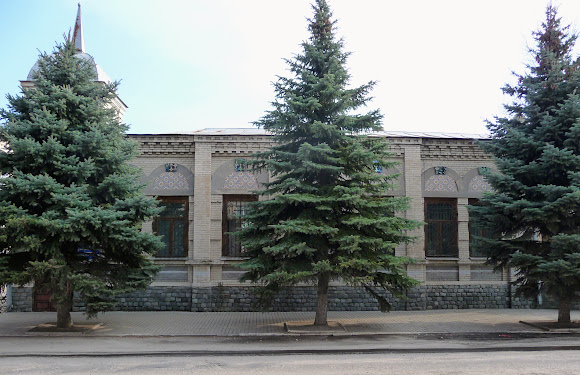 Славянск. Купеческий дом. 1910 г.