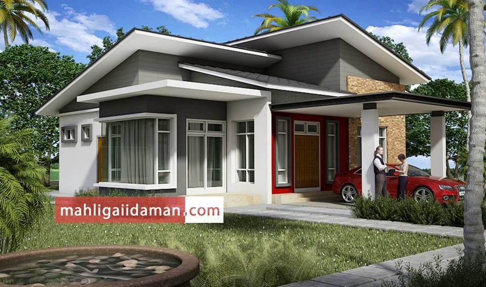 Pakej Bina Rumah Atas Tanah Sendiri