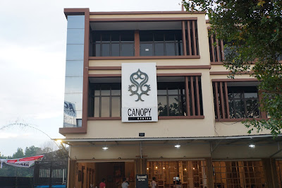 Canopy Center ,Purnama, Pontianak
