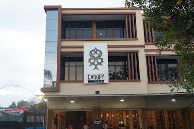 Canopy Center ,Purnama, Pontianak