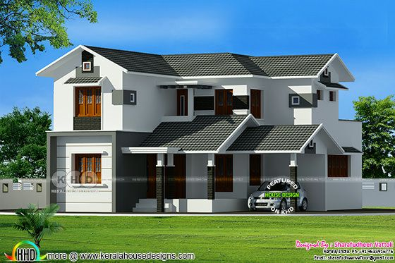 Home Elevation Design 03