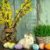 Easter Bunny. Easter Eggs