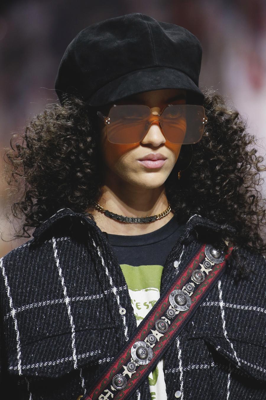 Trend Report | Colored Sunglasses
