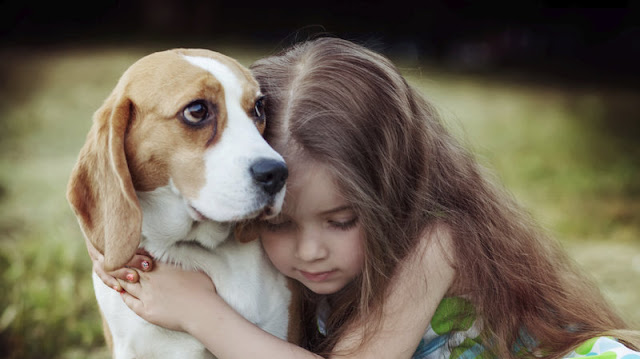 Ένα κατοικίδιο ζώο μπορεί να κάνει το παιδί σας υγιέστερο