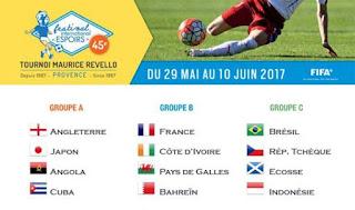 Timnas Indonesia U-19 di Toulon Tournament 2017