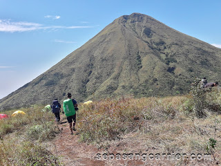 Pendakian Gunung Bekel Via Jolotundo