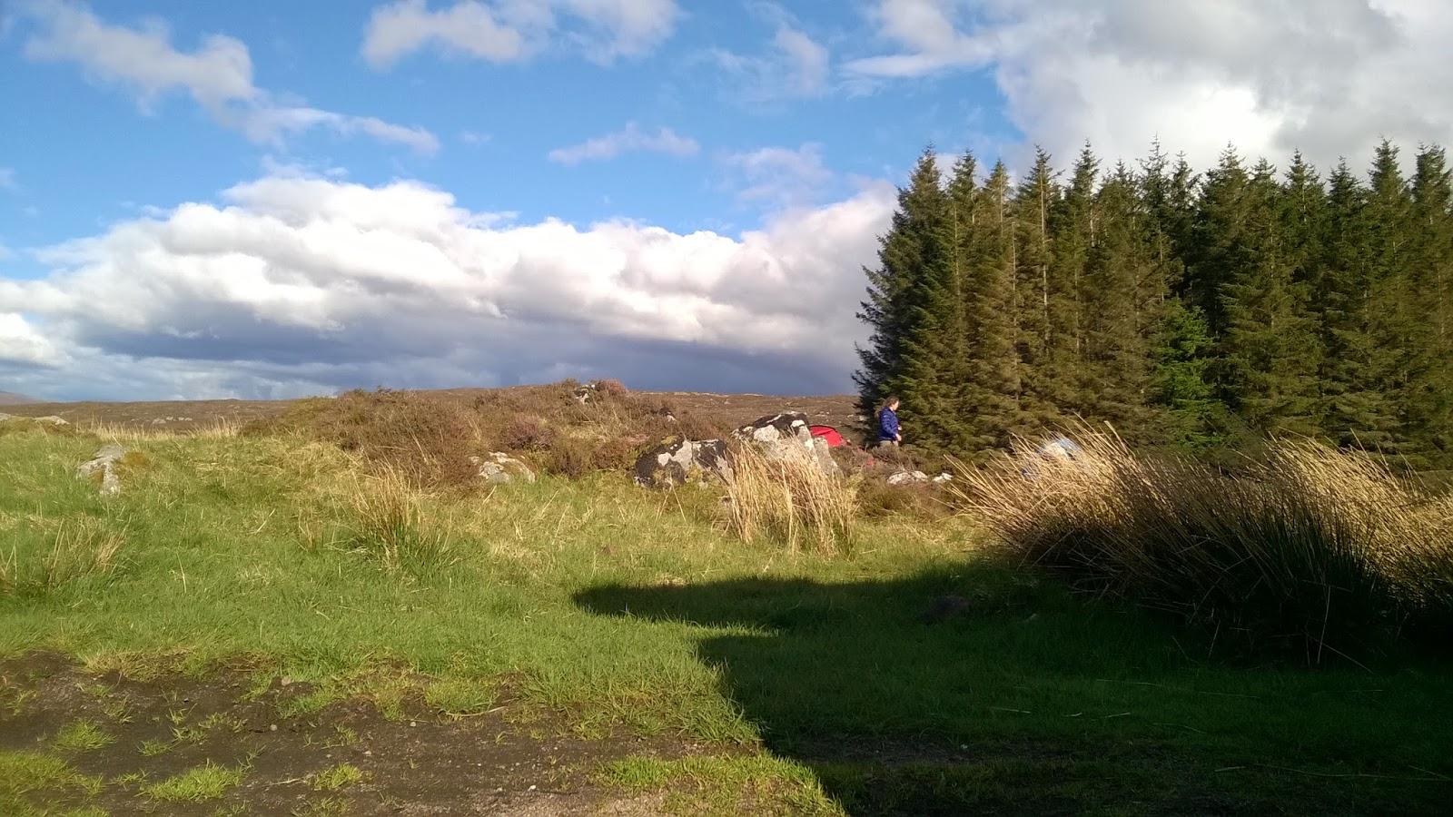 The Adventurists: Wild Camping Spots: The Kings House, Glencoe