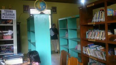 Profil Perpustakaan Desa Bakti Ilmu, Desa Sidoharjo, Kulonprogo Yogyakarta