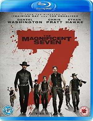The Magnificent Seven 2016 BRRip BluRay 720p 1080p