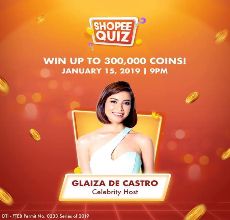 Kapuso actress Glaiza de Castro will be the first celebrity host this January 15