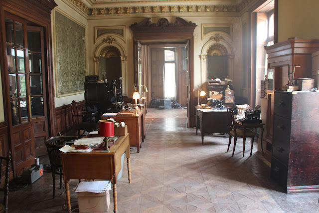 Gernika en palacio Munoa