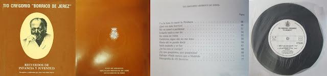 """TÍO GREGORIO BORRICO DE JEREZ – RECUERDO DE INFANCIA Y JUVENTUD"""" JOSÉ LUIS ORTIZ NUEVO"""