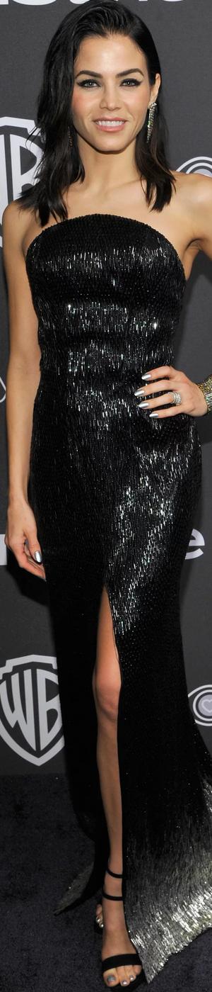 Jenna Dewan Tatum 2017 Golden Globes After Party