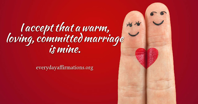 Affirmations for love and marriage4