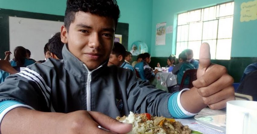 QALI WARMA: Programa social atiende a cerca de 23 mil estudiantes de secundaria tutorial y en alternancia - www.qaliwarma.gob.pe