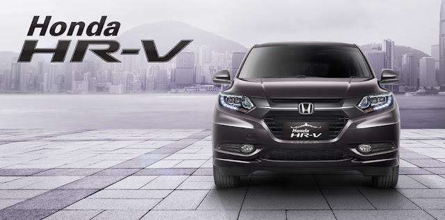 Harga Honda HRV