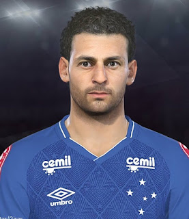 PES 2018 Faces Fred by Lucas Facemaker