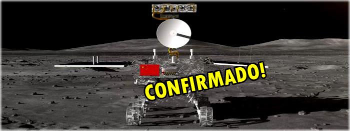 confirmado pouso no lado oculto da Lua