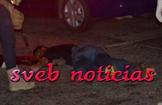 Ejecutan a balazos a un joven en Minatitlan Veracruz