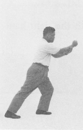 Tai Chi Chuan (Square Form) 15. As If Shutting A Door