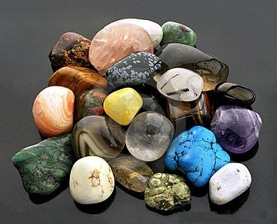 Gemas, piedras semipreciosas y su poder sanador