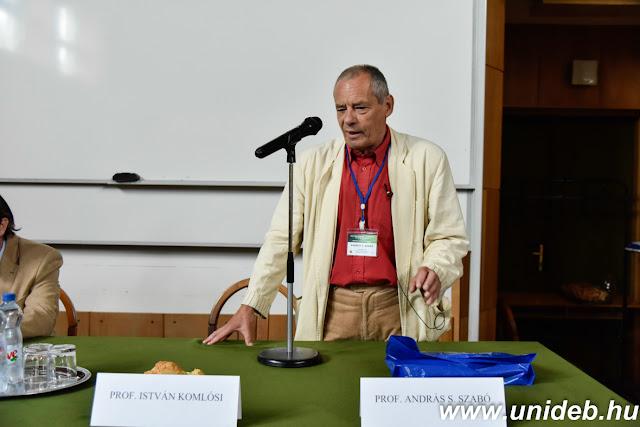 Az élelmiszerfizika nemzetközi és hazai kutatói tanácskoznak a Mezőgazdaság-, Élelmiszertudományi és Környezetgazdálkodási Karon.
