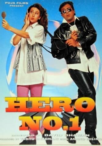 Hero No.1 (1997) Hindi Movie Download
