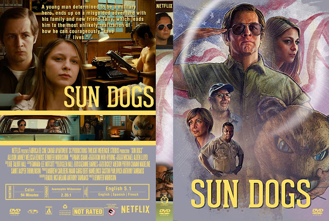 Sun Dogs DVD Cover
