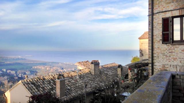 Veduta da Torre di Palme