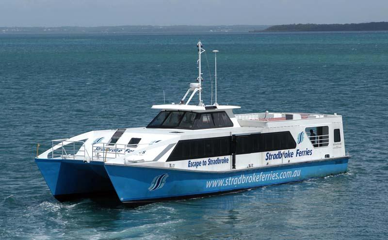 How Much Is A Stradbroke Island Ferry