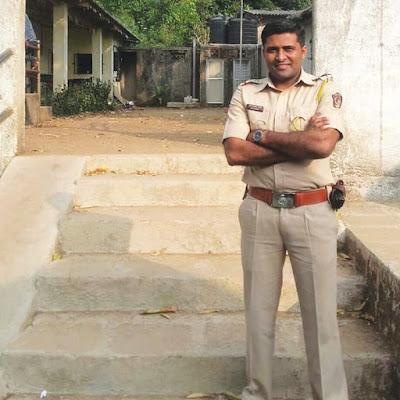 भिवंडीत पोलिसाचा तरुणीवर बलात्कार
