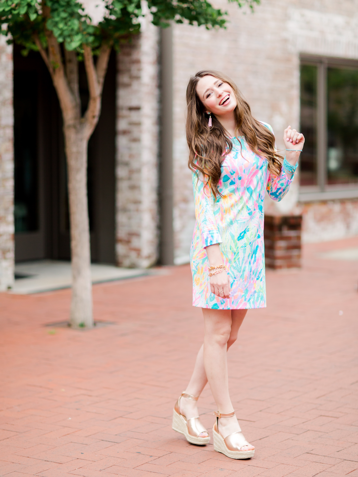 Casual Lilly Pulitzer Dress