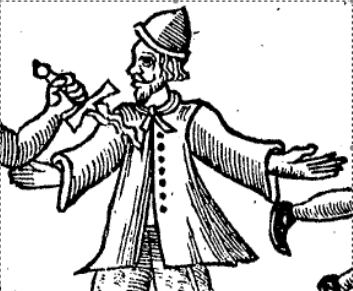 Ready to wear (1640s style): Knitted Caps (or Hats!)