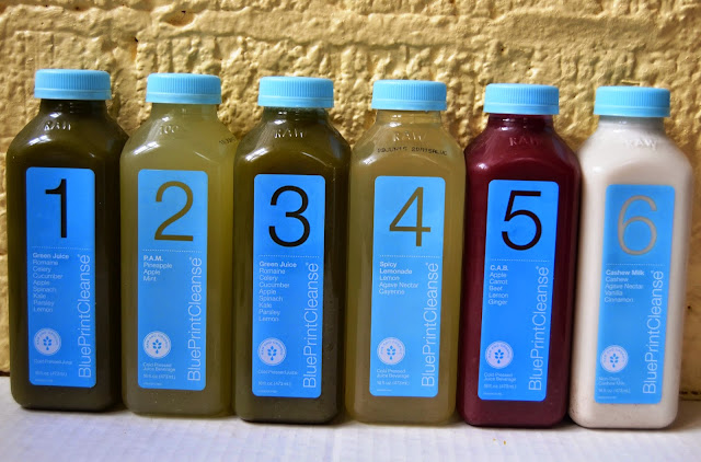 BluePrint Juice