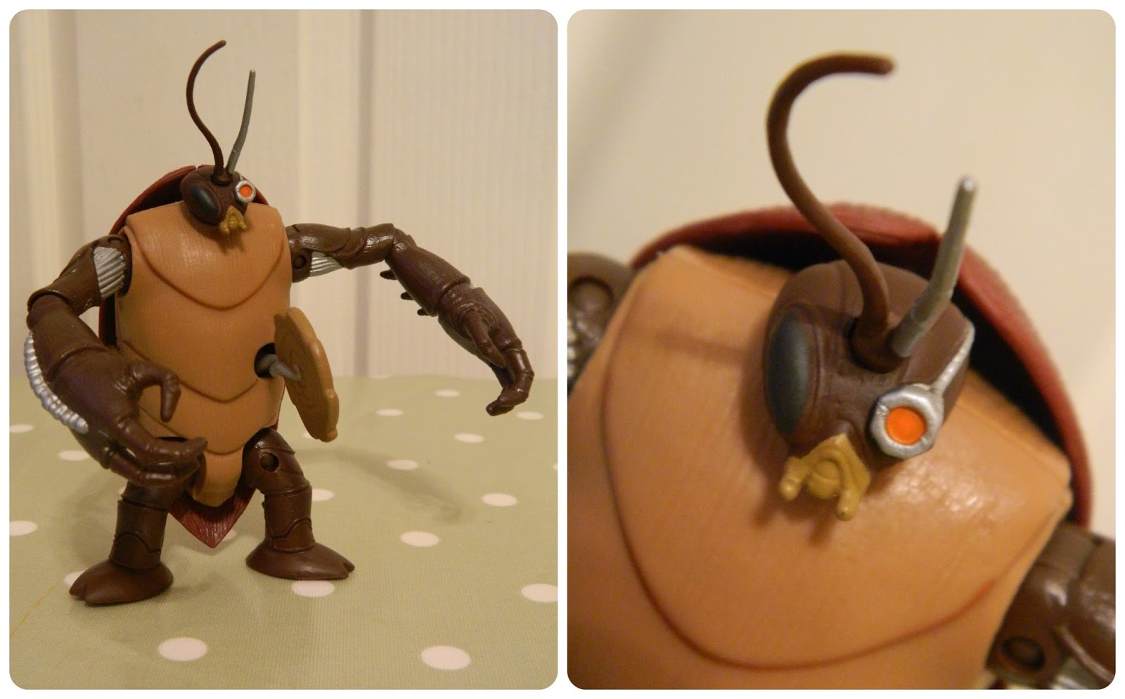 Teenage Mutant Ninja Turtles Cockroach Action Figure