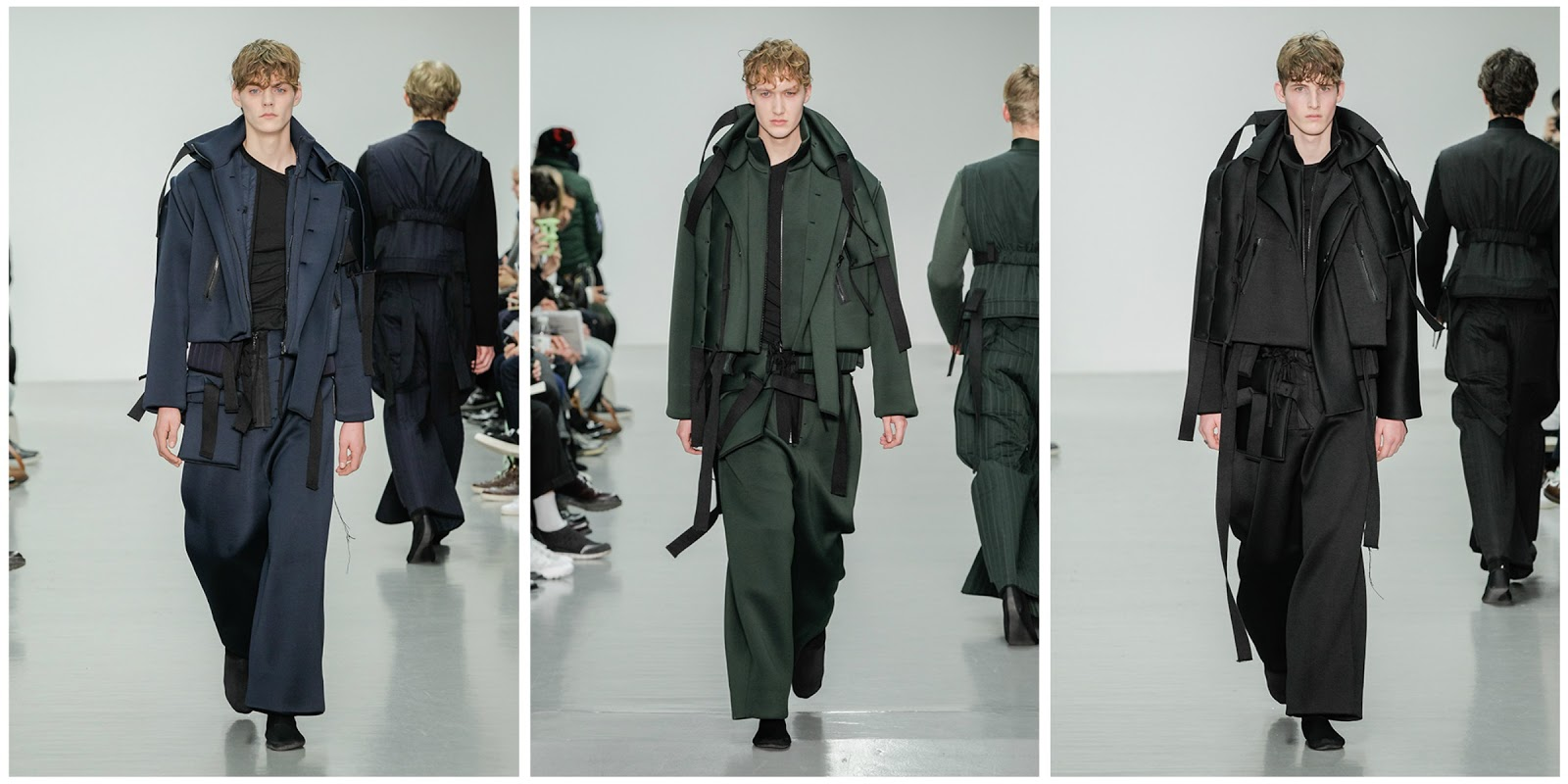 Meet avant-garde brand from London: Craig Green.