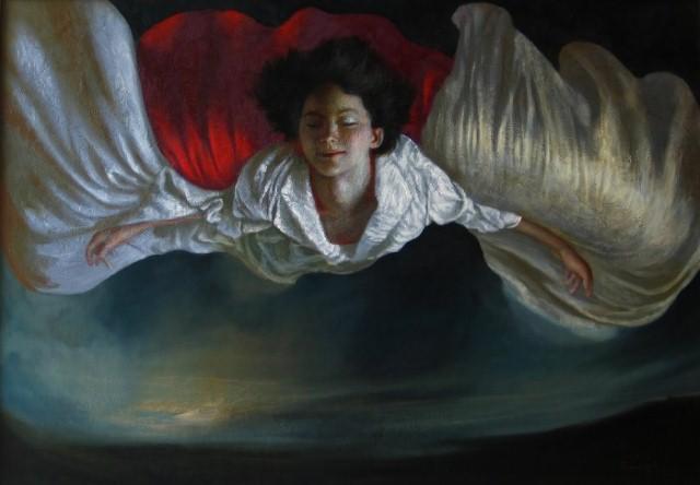 Мексиканский художник-сюрреалист. Ricardo Fernandez Ortega 20