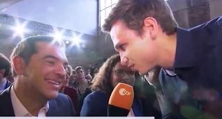 Γερμανός δημοσιογράφος άφησε «σύξυλο» τον Τσίπρα: «Ηρθατε εδώ για να δείτε κάτι πιο γ@@@νο από την Ελλάδα;»
