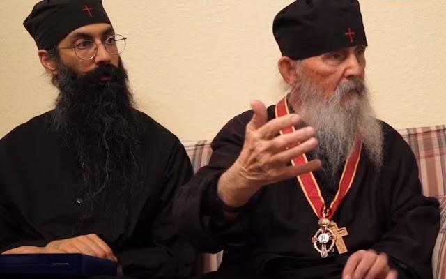 Ο Γέροντας Εφραίμ ο Αριζονίτης περιγράφει την Κοίμηση του Γέροντος Ιωσήφ του Ησυχαστού (βίντεο)