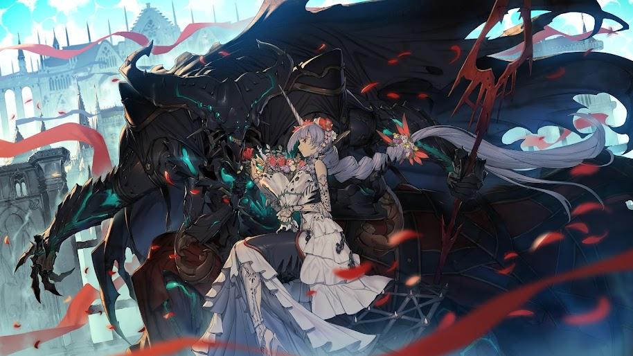 Wallpaper Girl Anime Fantasy Girl 4k 3840x2160 51 Wallpaper