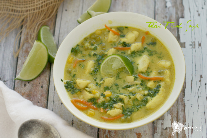 Thai Fish Soup