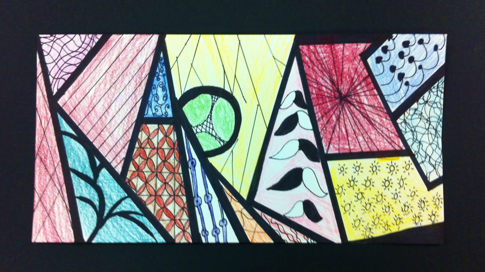 Name Art: Angela Anderson Art Blog: Name Zentangles