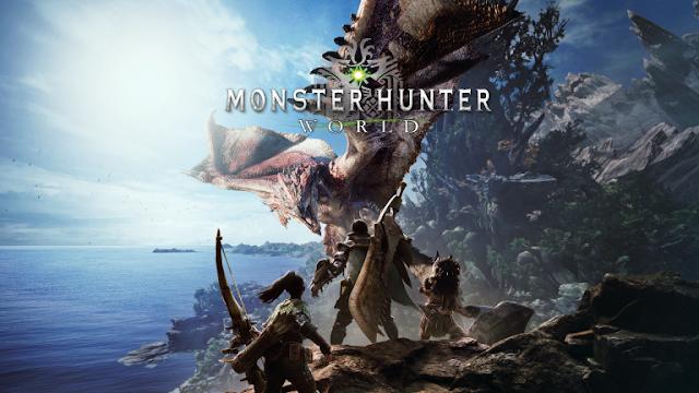 مبيعات لعبة Monster Hunter World تحقق إنجاز غير مسبوق على الأجهزة المنزلية و هذه تفاصيلها ..
