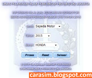 NJKB Mobil Motor